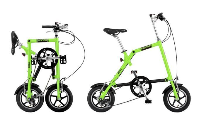 Breakaway Nanoo Folding Bicycle 12″ Wheels